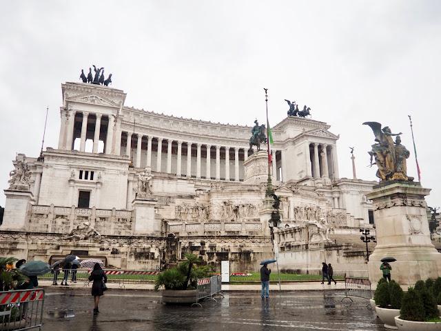 Altare della Patria - Vittorio Emmanuel Monument, Rome, Italy