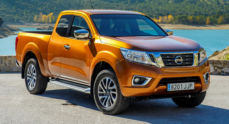 carscoops nissan navara. Black Bedroom Furniture Sets. Home Design Ideas