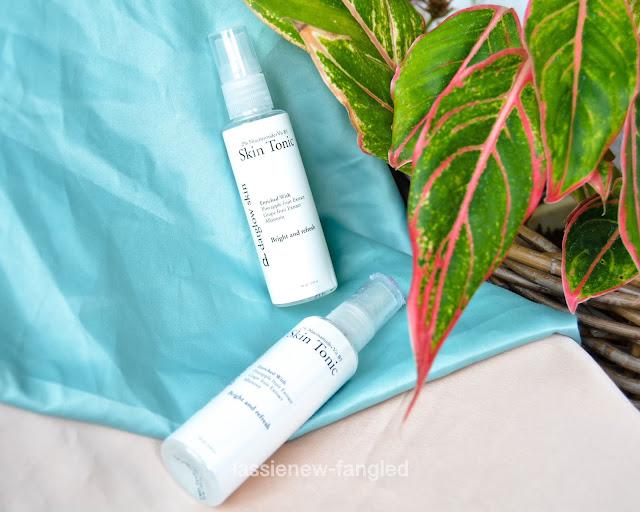 [Review] Datglow Skin 2% Niacinamide + Vit B5 Skin Tonic