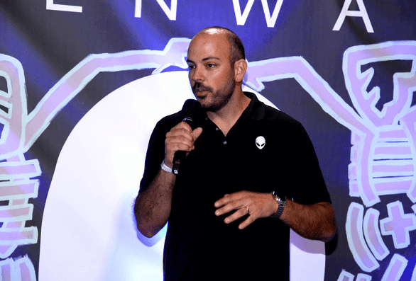 Alienware Co-Founder Frank Azor Is Leaving Dell, Rumors Point To AMD