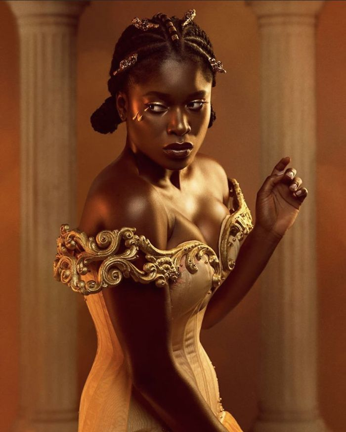 10 Stunning Fantasy Photoshoots of Beautiful Black Women