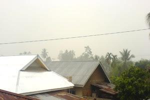 kabut,asap,pencemaran