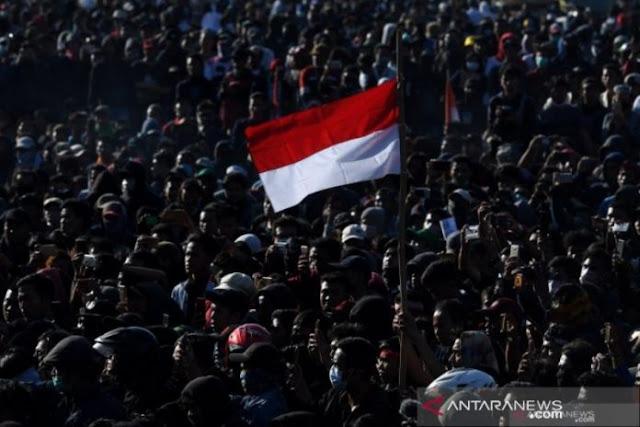 Masih Berduka Atas Gugurnya Mahasiswa UNHALU, BEM Nusantara Tunda Pertemuan dengan Jokowi