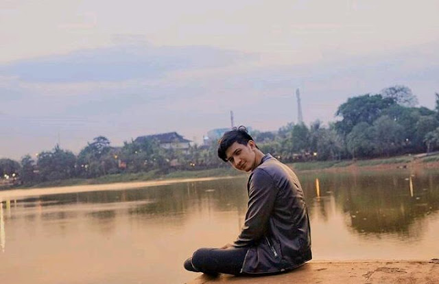 Cakepnya Aditya Zoni pemeran rama cinta karena cinta SCTV