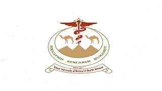 Bolan University of Medical & Health Sciences BUMHS Jobs Advertisement in Pakistan