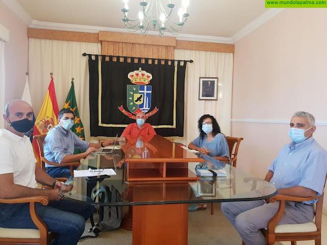 Cabildo y ADER inician en Puntallana una ronda por los 14 ayuntamientos de la isla para presentar el plan de actuación de La Palma Orgánica