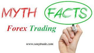 Mitos dan Realita Seputar Dunia Trading Forex