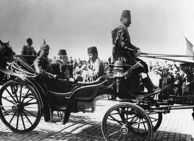 Οι ιστορικοί δεσμοί της Γερμανίας με την Τουρκία