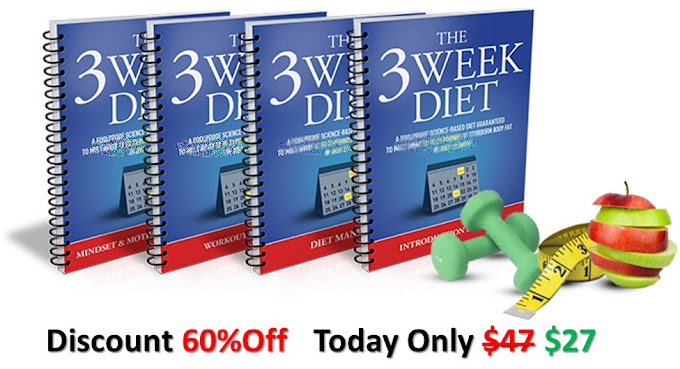 THE 3 WEEK DIET™ BY BREIAN FLATT