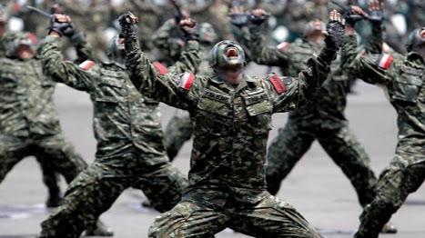 Militer Indonesia Terkuat Diatas Korea Utara dan Israel