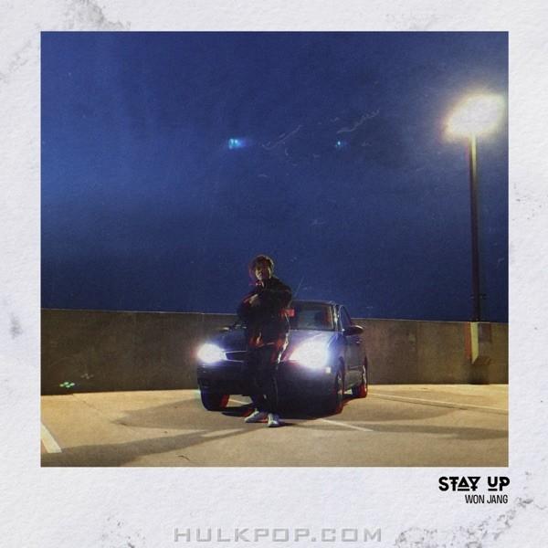 WON JANG – Stay Up – Single