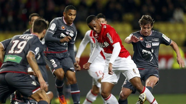 Olympique Lyon vs AS Monaco