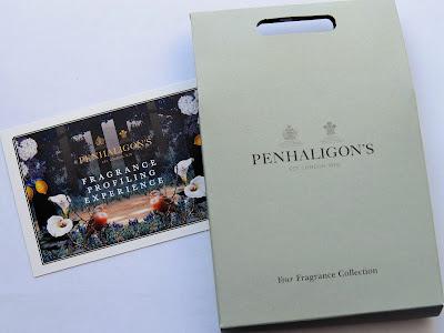 fa21688245112 Beauty Balm  Penhaligon s Fragrance Profiling Experience