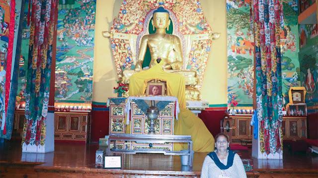 Deden Tsuglagkhang Temple