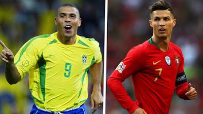 """Roberto Carlos nói Rô """"béo"""" hơn hẳn Rô """"điệu"""", triệu fan CR7 có nổi giận?"""