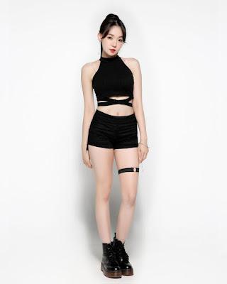 Park Eunsol artis seksi dan hot