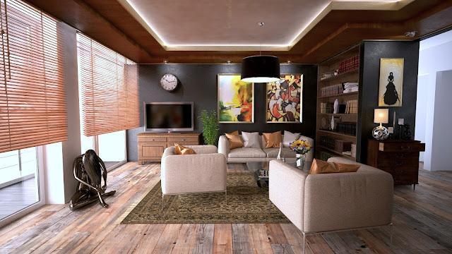 Inspirasi Ide Desain Ruang Tamu Yang Cantik dan Menarik