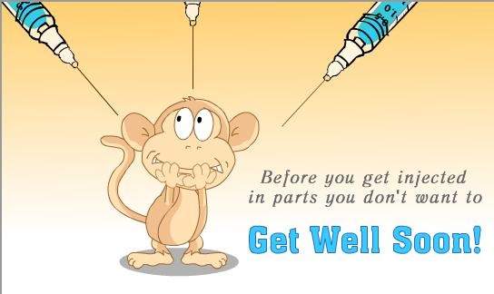 Funny Get Well Soon Messages, Get Well Soon Images, Gif