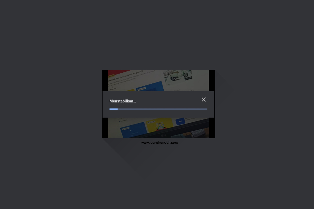 Cara Stabilkan Video di Google Foto