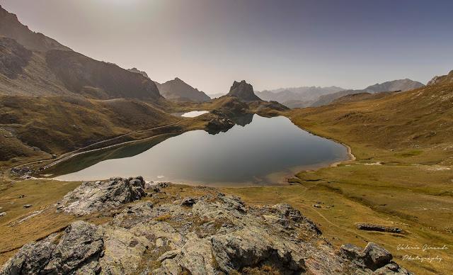 Splendidi laghi di Roburent in Valle Stura