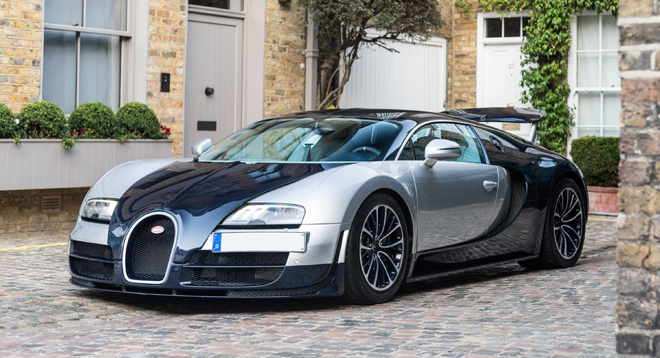 not in line for a bugatti chiron then how about this veyron super sport. Black Bedroom Furniture Sets. Home Design Ideas