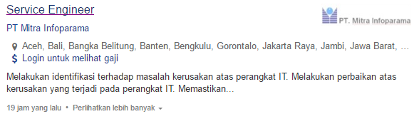 Lowongan Kerja Kabupaten Landak Terbaru 2019