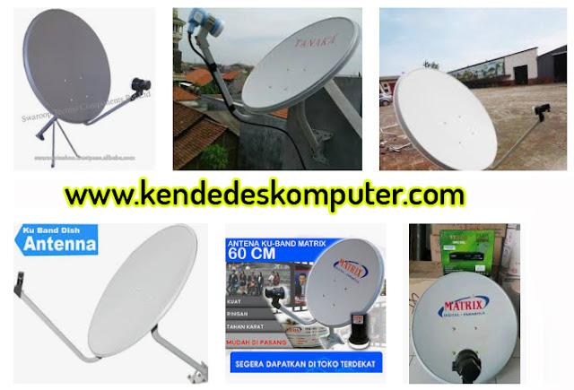 Macam-macam Antena Ku-Band