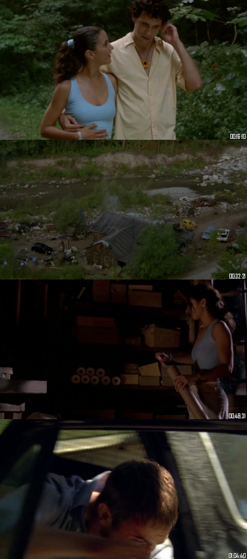 Wrong Turn 2003 BRRip 720p 480p Dual Audio Hindi English Full Movie Download