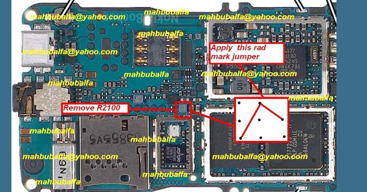 Nokia 6301 Mic Problem  Electronic Repairing