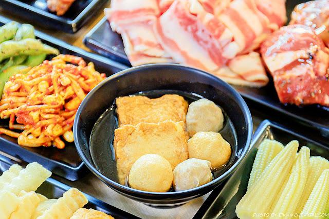MG 1018 - 熱血採訪│韓式烤肉吃到飽400有找,多種肉品、蔬菜、熟食、小菜、飲料與冰淇淋,都在肉鮮生韓式烤肉吃到飽