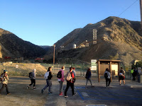 Fish Canyon trailhead at Vulcan Materials, Azusa