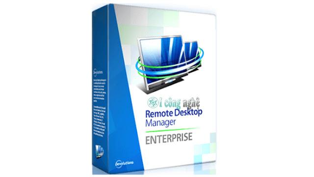 Remote Desktop Manager Enterprise 2020 Free Download