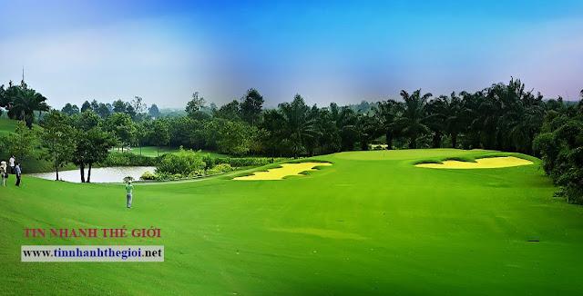 Sân Golf 36 lỗ Phú Mỹ Hưng