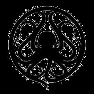 Dream league soccer logo squid