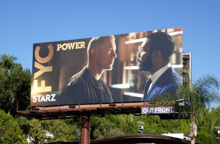 Power Starz FYC 2019 billboard