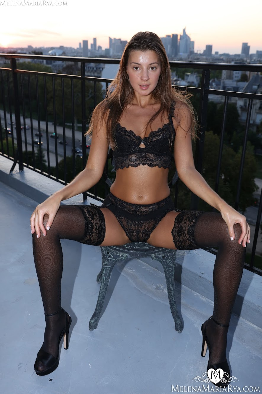 [MelenaMariaRya.Com] Melena Maria - Transporate Dildo / For You On The Sunset