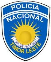 National Police of East Timor Logo