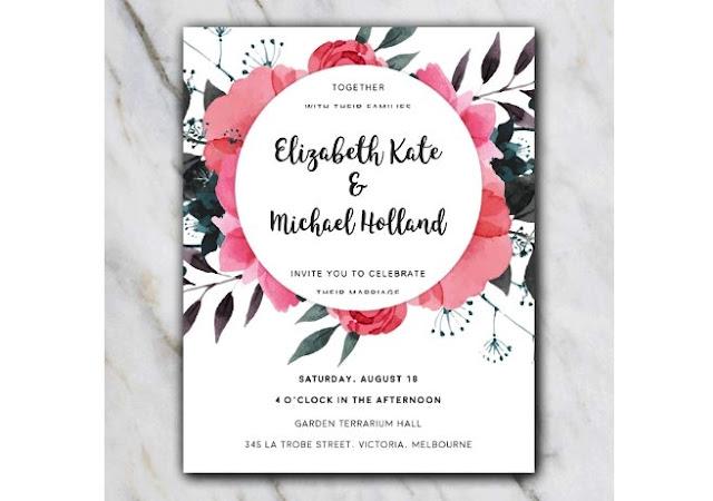 Download Kumpulan Desain & Template Undangan Pernikahan ...