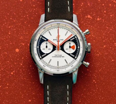 Breitling Top Time James Bond's'Thunderball' Watch Limited Edition