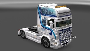 Scania RjL Viking Power skin v2