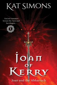Cover Joan of Kerry: Joan and the Abhartach by Kat Simons
