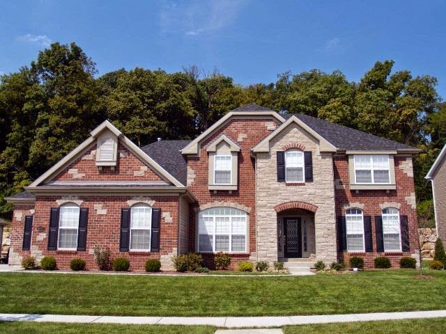 Exterior Paint Ideas for Homes with Brick on Brick House Painting Ideas  id=61561