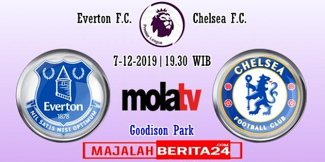 Prediksi Everton vs Chelsea — 7 Desember 2019