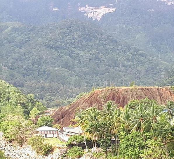 Bukit Batara Sipan, Bukit Yang Kaya Akan Alam Dan Bukit Yang Fenomenal Di Sumatera Utara