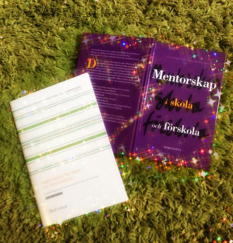 mentorskap för nyutexaminerade lärare