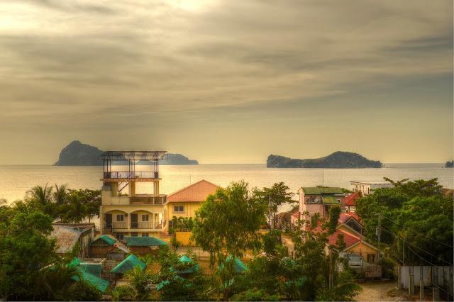Capones Island and Camara Island