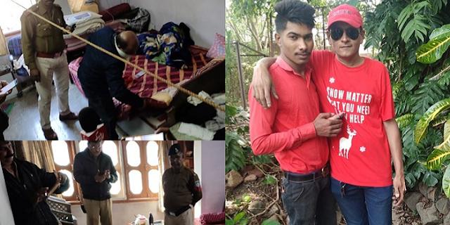 रावटीवाला अपार्टमेंट के फ्लैट में दो युवकों की लाश मिली | MP NEWS