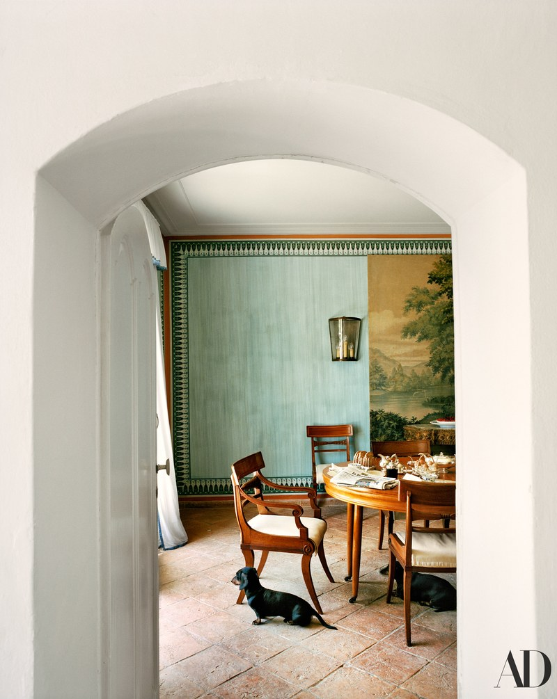 At Home With | Jacaranda Caracciolo di Melito Falck, Tuscany