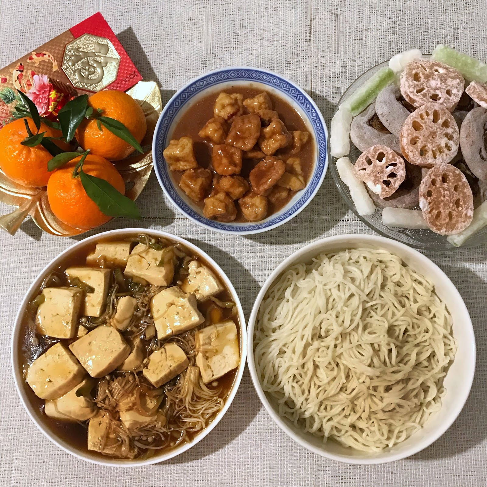 Chinese-new-year-first-day-vegetarian-food