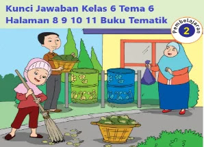 Kunci-Jawaban-Kelas-6-Tema-6-Halaman-8-9-10-11-Buku-Tematik